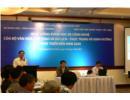 """Hội thảo """"Hoạt động khoa học và công nghệ của Bộ VHTTDL - Thực trạng và định hướng phát triển đến năm 2020"""""""