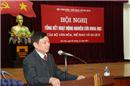 Hội nghị Tổng kết hoạt động nghiên cứu khoa học của Bộ Văn hóa, Thể thao và Du lịch