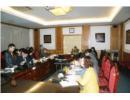 Họp hội đồng đánh giá, nghiệm thu kết quả thực hiện Dự án môi trường cấp Bộ