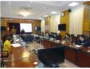 Hội đồng đánh giá nghiệm thu đề tài