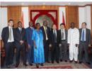 Bộ trưởng Hoàng Tuấn Anh tiếp Bộ trưởng Truyền thông, Công nghệ thông tin và văn hoá Niger