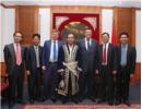 Thứ trưởng Lê Khánh Hải tiếp Phó Tổng cục trưởng Tổng cục Du lịch quốc gia Uzebekistan