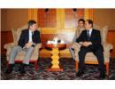 Thứ trưởng Lê Khánh Hải tiếp và làm việc với Thứ trưởng Bộ Văn hóa và Thông tin Kazakhstan
