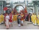 Một số đặc điểm của lễ hội làng người Việt