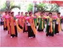 Điệu múa dân gian trong lễ hội truyền thống ở Thái Bình