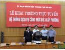 Hà Nội sẽ đăng ký và trả giấy khai sinh qua mạng