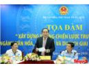 Xây dựng khung chiến lược truyền thông ngành VHTTDL: Giao diện của văn hóa và con người Việt Nam