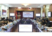 Toạ đàm tổng kết lý luận và thực tiễn 30 năm đổi mới về phát triển văn hoá, xây dựng con người Việt Nam