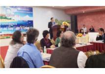 """Hội thảo khoa học quốc tế """"Bảo vệ và phát huy giá trị văn hóa biển, đảo Việt Nam"""