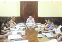 Thẩm định nội dung và kinh phí nhiệm vụ KHCN cấp Bộ năm 2016-2017 thuộc lĩnh vực Di sản văn hoá