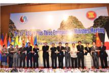 Tăng cường hợp tác sâu rộng và bền vững giữa các quốc gia ASEAN+3 trong bảo vệ môi trường và ứng phó với biến đổi khí hậu