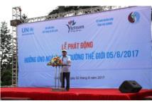 Bộ Văn hoá, Thể thao và Du lịch phát động ngày Môi trường thế giới tại Hải Dương