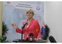 Việt Nam - Australia tuyên bố đối tác đổi mới sáng tạo