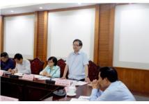 Họp Hội đồng tư vấn xác định nhiệm vụ năm 2019-2020 lĩnh vực Du lịch