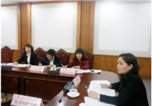 Họp Hội đồng tư vấn xác định nhiệm vụ năm 2019-2020 lĩnh vực Thông tin và Thư viện