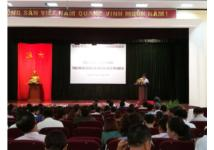 Bộ VHTTDL khai mạc lớp tập huấn công tác bảo vệ  môi trường tại Nghệ An