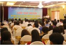 Khai mạc lớp Tập huấn bảo vệ môi trường lĩnh vực văn hóa, thể thao và du lịch tại tỉnh Thái Nguyên