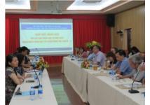 Các đơn vị thuộc Bộ hưởng ứng Ngày khoa học và công nghệ 18-5